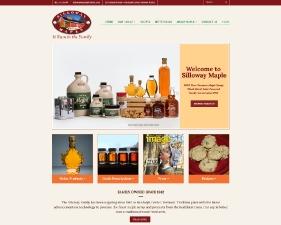 Silloway Maple Website
